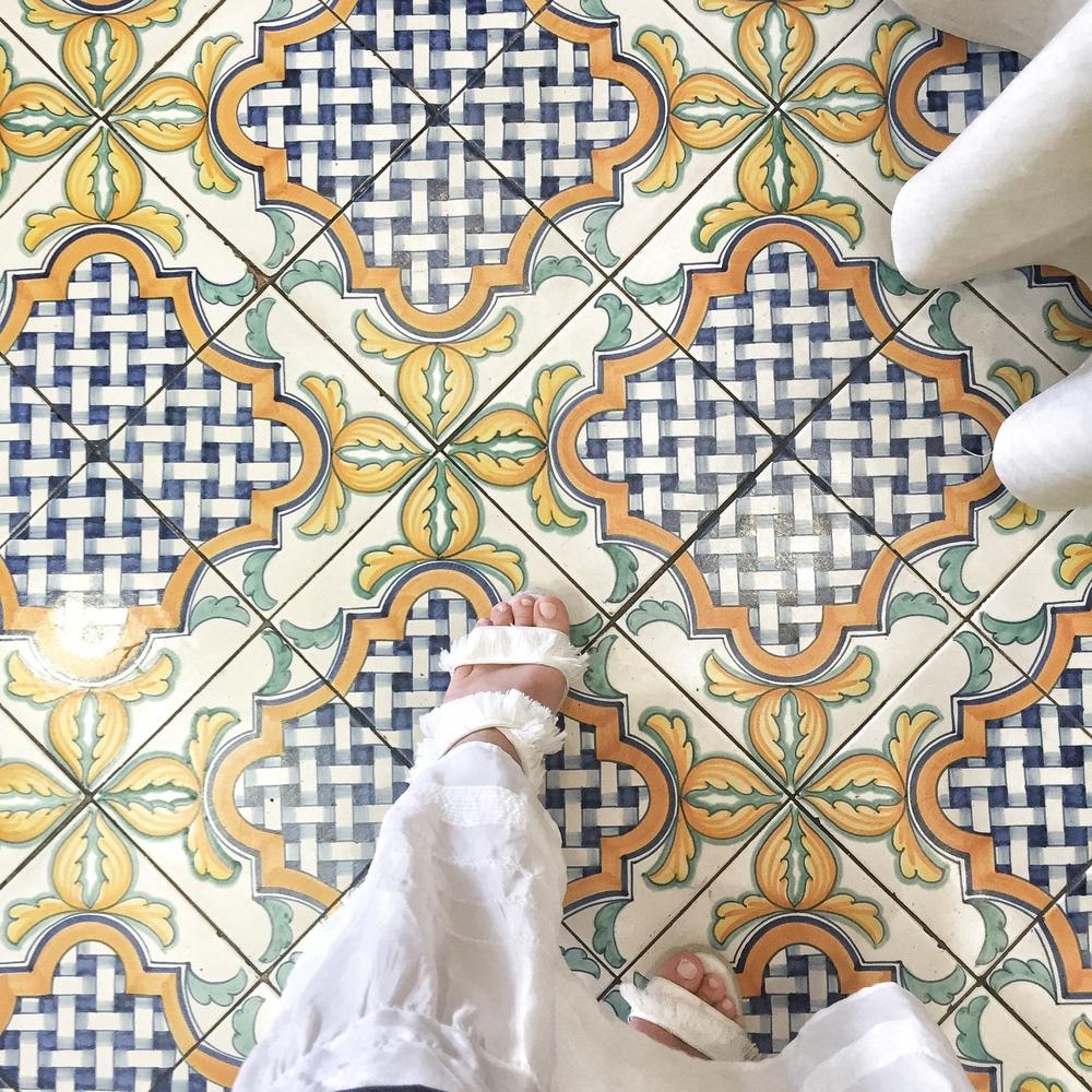 Stepping into Giorgio Armani Parfums beautiful world