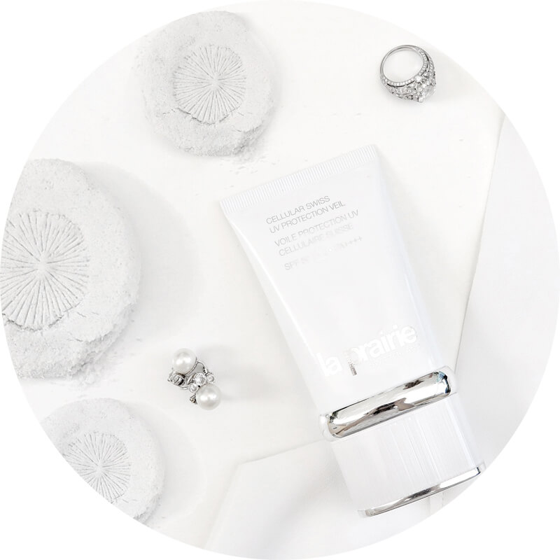 La Prairie Cellular Swiss UV Protection Veil