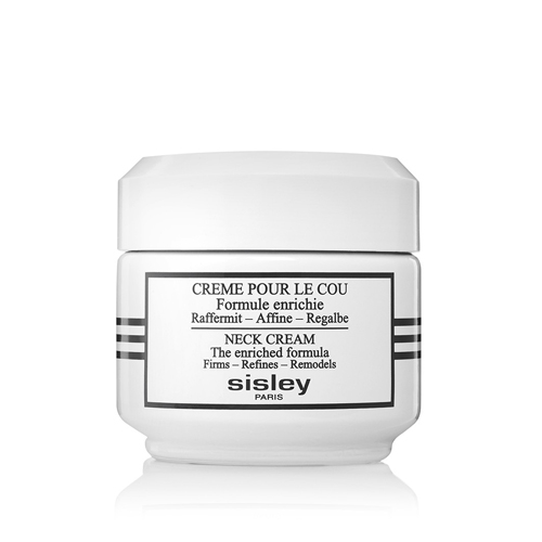 Sisley Neck Cream Enriched Formula