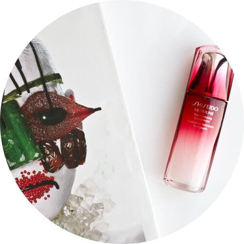 Shiseido Ultimune skincare