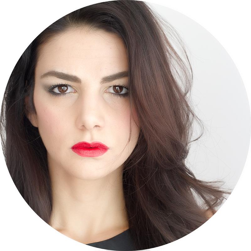 Dolce&Gabbana Makeup - baroque night out makeup look