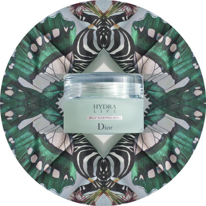 Dior hydralife jelly sleeping mask