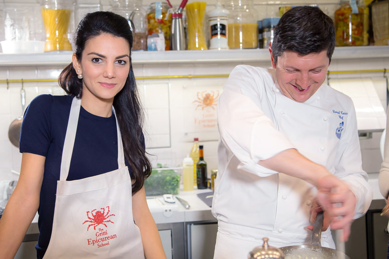 Scuola di Cucina Epicurea The Gritti Palace -   The Gritti Epicurean Cooking School