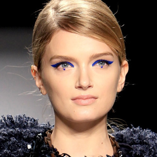the dot liner trend ss2012 anna sui pat mcgrath