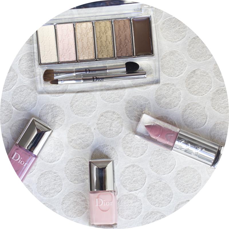 Dior Eye Reviver palette