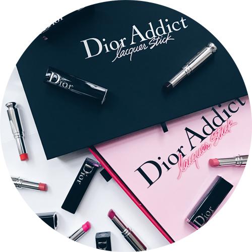 Dior Addict Lacquer Stick: a colorful, brilliant and comfortable lipstick revolution