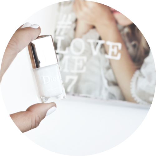 Dior Vernis in Optic White