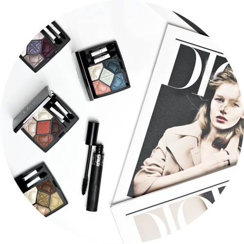 Palette 5 Couleurs - from top: Magnify, Electrify, Touch and Expose