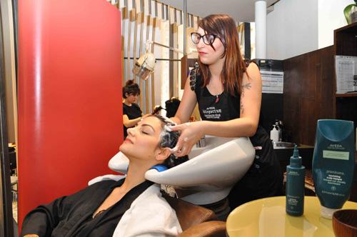 Step 3 - (in Salon) Pramāsana ™ Nourishing Scalp Masque