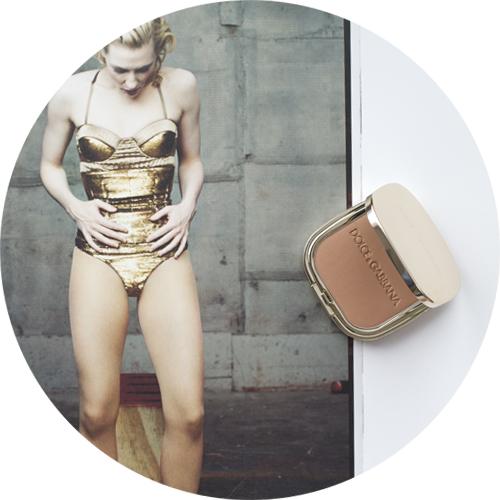 The Bronzer:Dolce&Gabbana Beauty