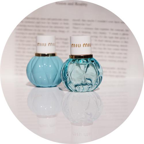 Miu Miu Eau De Parfum e Miu Miu Eau Bleu in 20ml