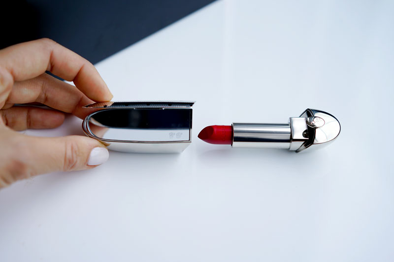 Guerlain ROUGE G costumizable lipstick