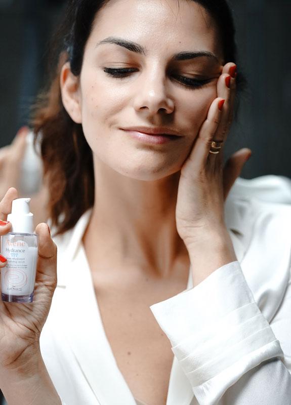 Avène Hydrance Intense: un piacere da applicare, mantiene anche le pelli più secche morbide ed elastiche, e quelle con tendenza più mista/grassa idratate ma non lucide.
