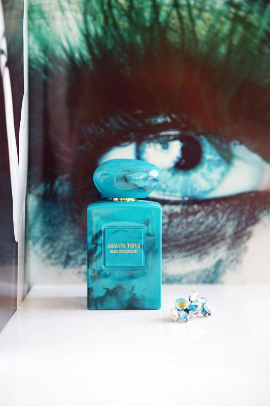 Armani PrivéBleu Turquoise review