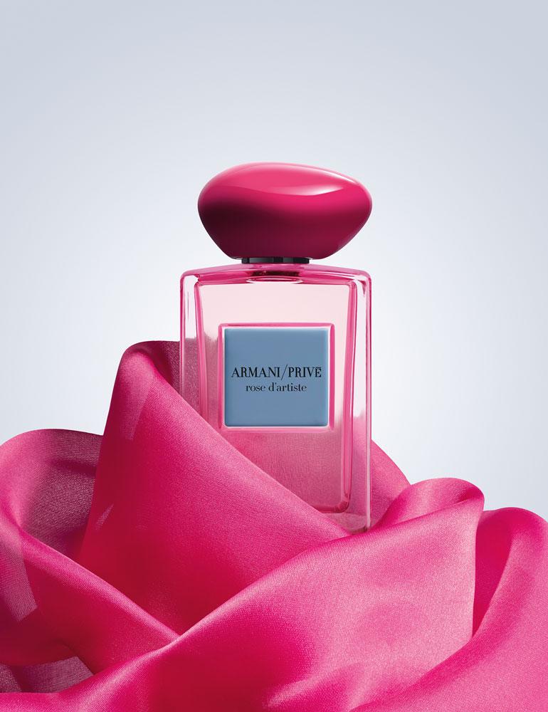 Armani/Privé Edition Couture 2018 Rose D'Artiste