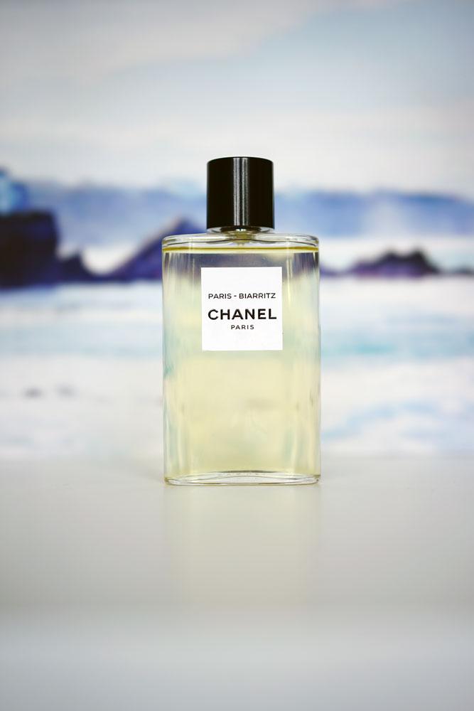 Les Eaux de Chanel Paris-Biarritz