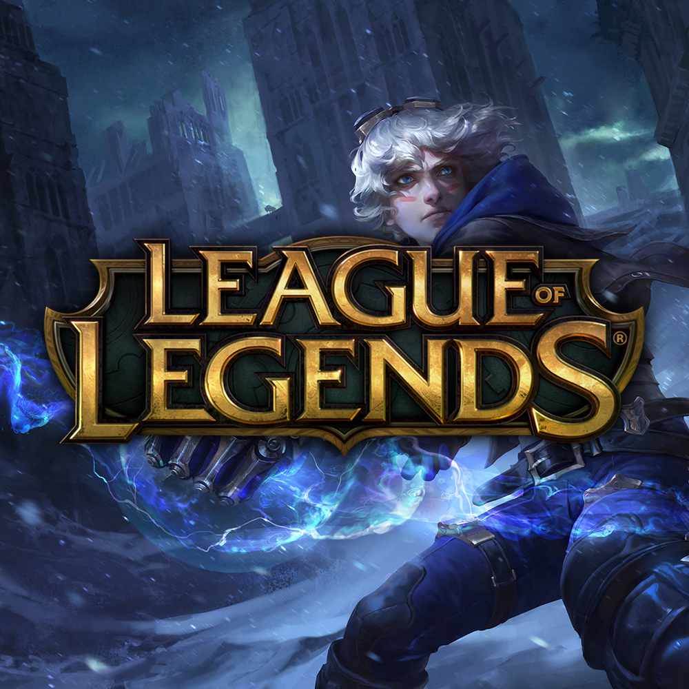 Splash Art Illusrtations for Riot Games's MOBA.