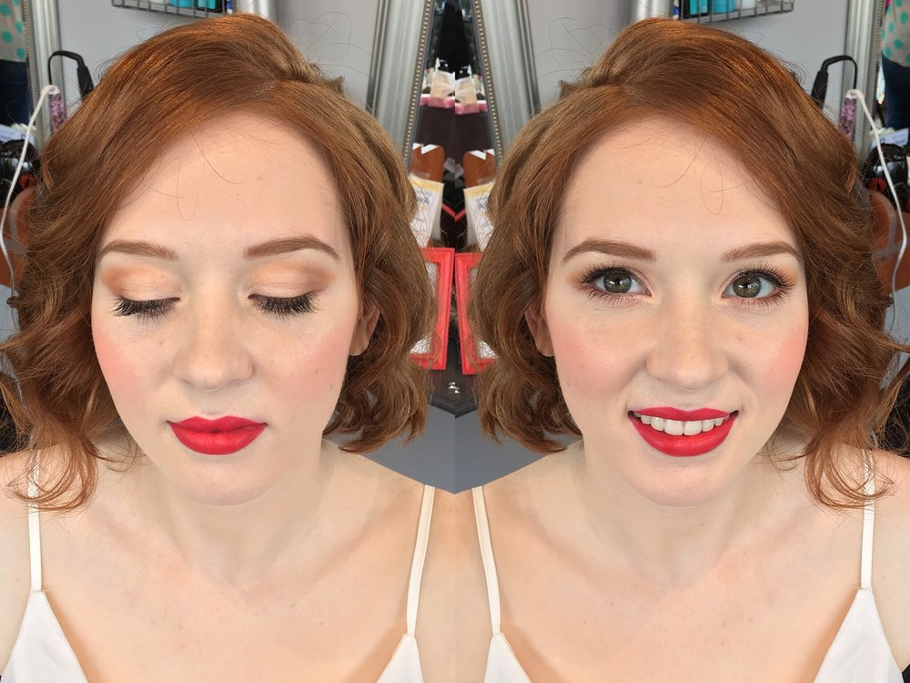 Coreene Collins Bridal Makeup 5