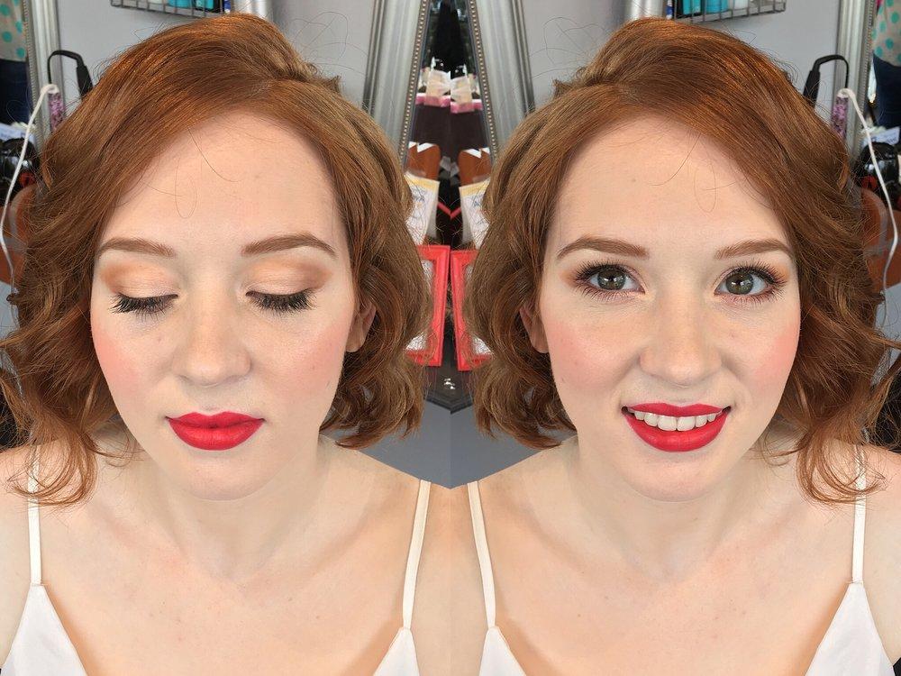 Coreene Collins Bridal Makeup 5