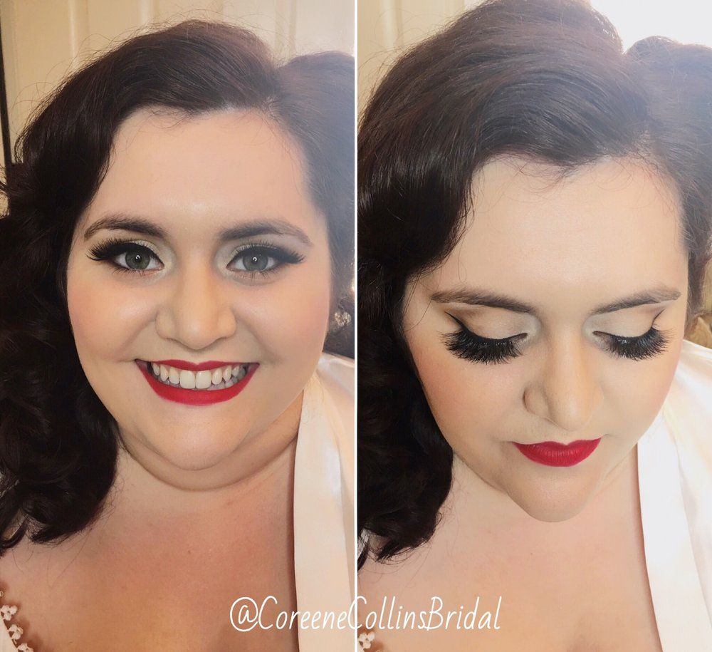 Coreene Collins Bridal Makeup 3