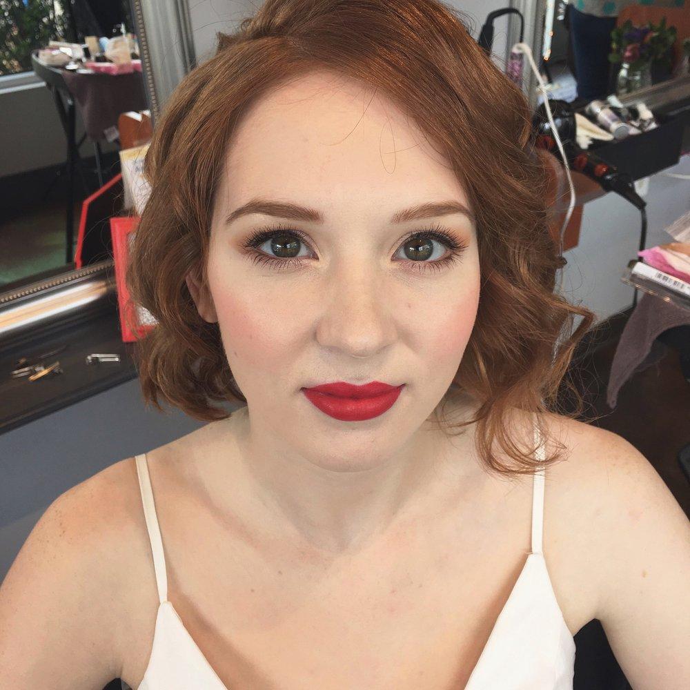 Coreene Collins Bridal Makeup 4