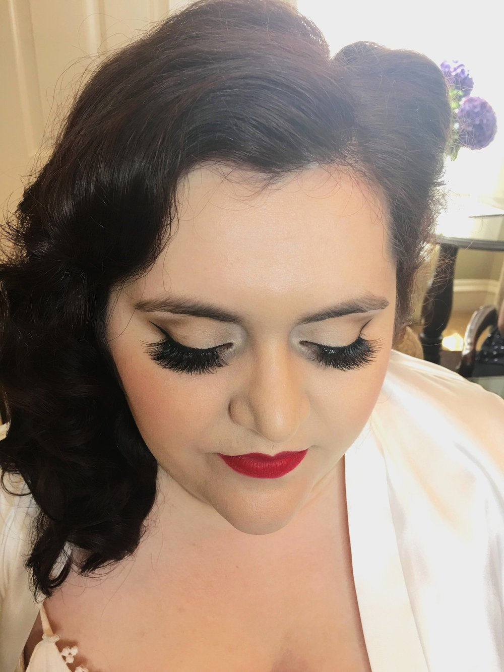 Coreene Collins Bridal Makeup 2