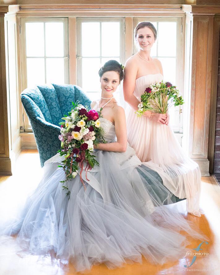 Vintage Bridal Theme