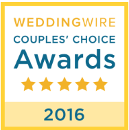 2017 Weddingwire Couples' Choice Awards