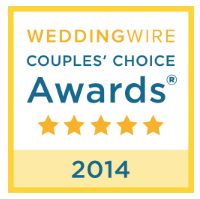 2014 WeddingWire Couples' Choice Awards