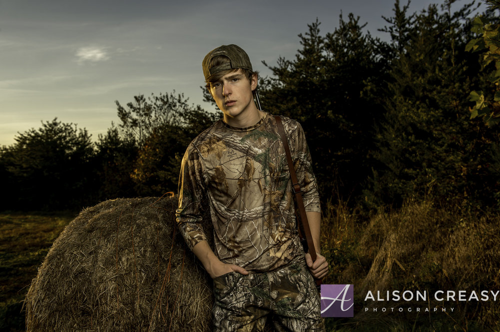 Senior_Photographer_Hunting_Lynchburg_VA_Alison_Creasy