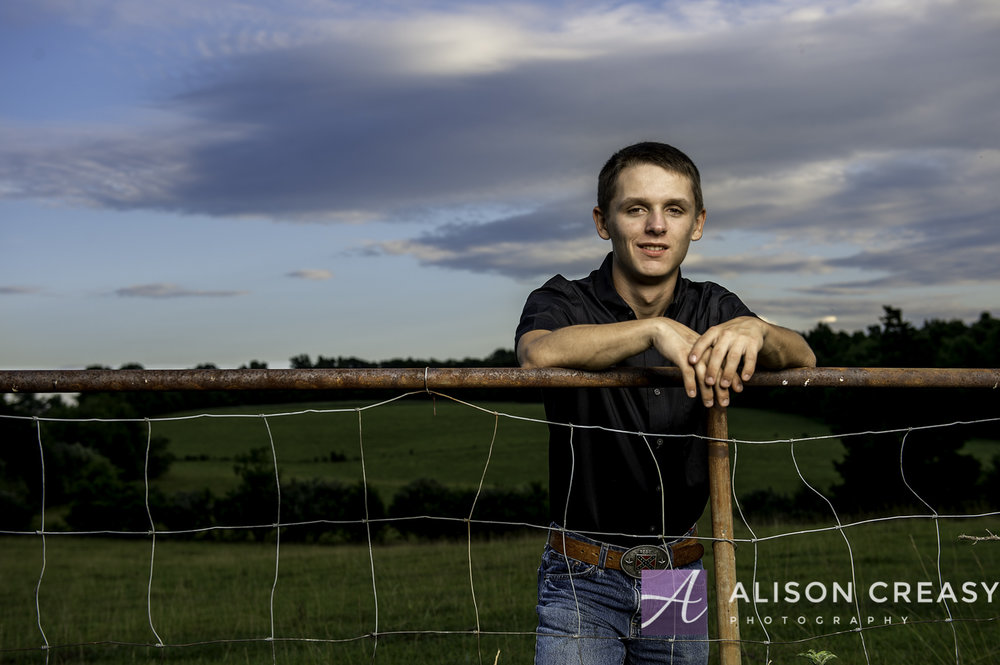 Alison Creasy Photography Rustburg Senior Photographer