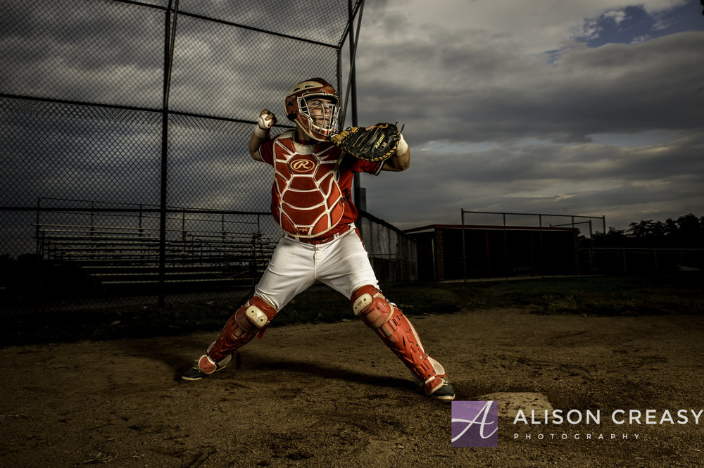 Senior_Photographer_Baseball_Catcher_Lynchburg_VA_Alison_Creasy