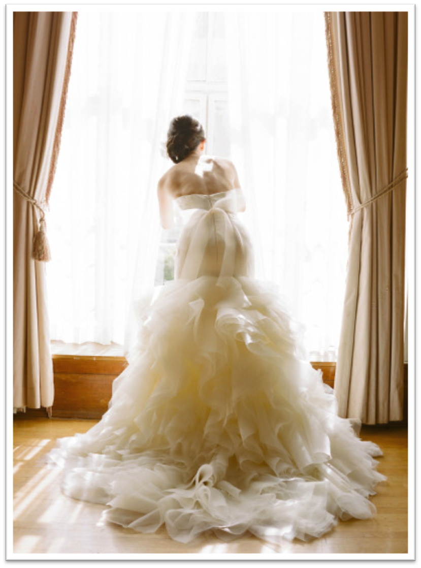 7 Steps for Finding the Perfect Wedding Dress