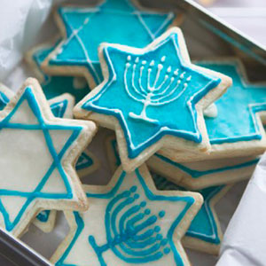 Want some fun Hanukkah recipes to try? Click here for some great ideas!