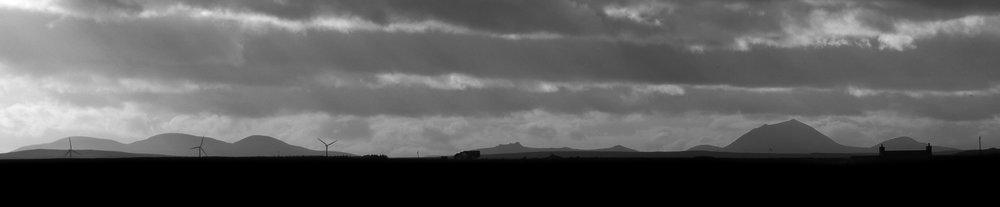 Caithness Skyline - Lisa Poulsen ©