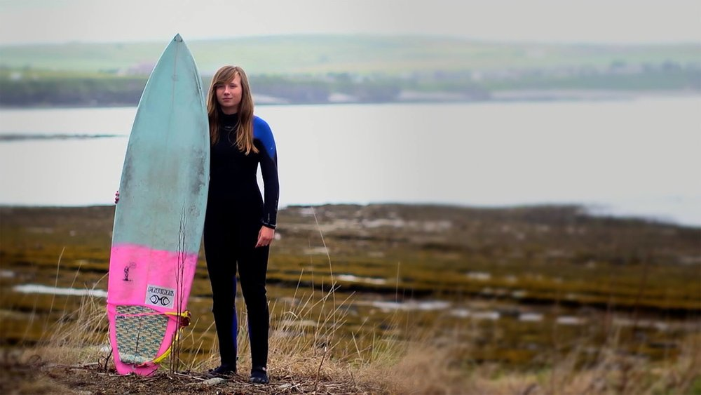 Iona McLachlan | My Life, Series 8: 5. Surf's Up | bbc.co.uk – © copyright 2017 BBC