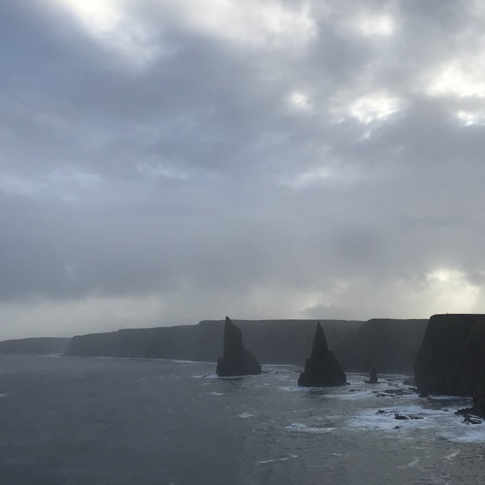 Duncansby Stacks, Caithness