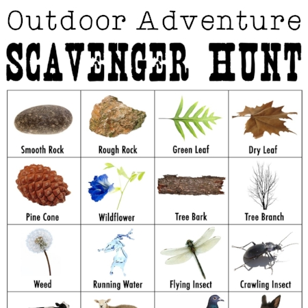 A4 free printout train trip caithness outdoor adventure scavenger hunt