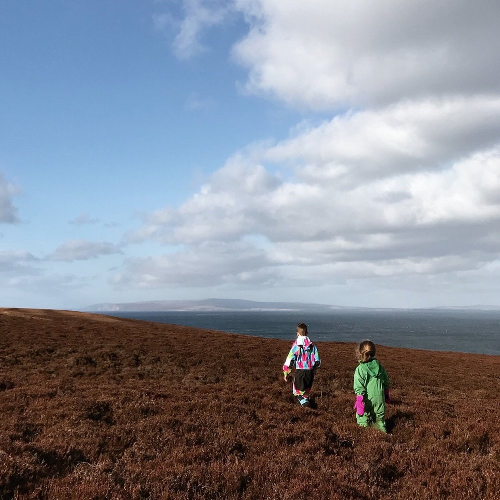 scotshaven east mey caithness adventure views to orkney.jpg