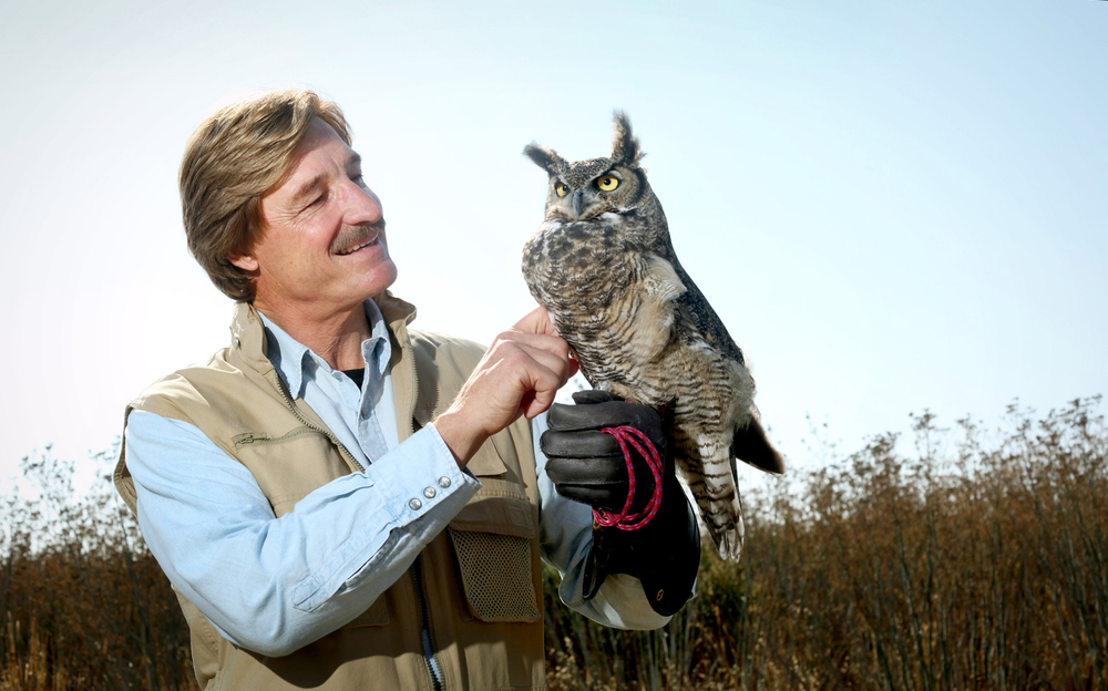 Peter Gros  Co-host, Mutual of Omaha's Wild Kingdom