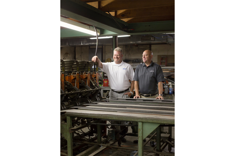 Brothers Jeffrey and Bryan Fielder who operate Springfield Engineering Company
