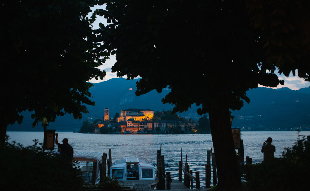 Lake Orta and San Giulio Island
