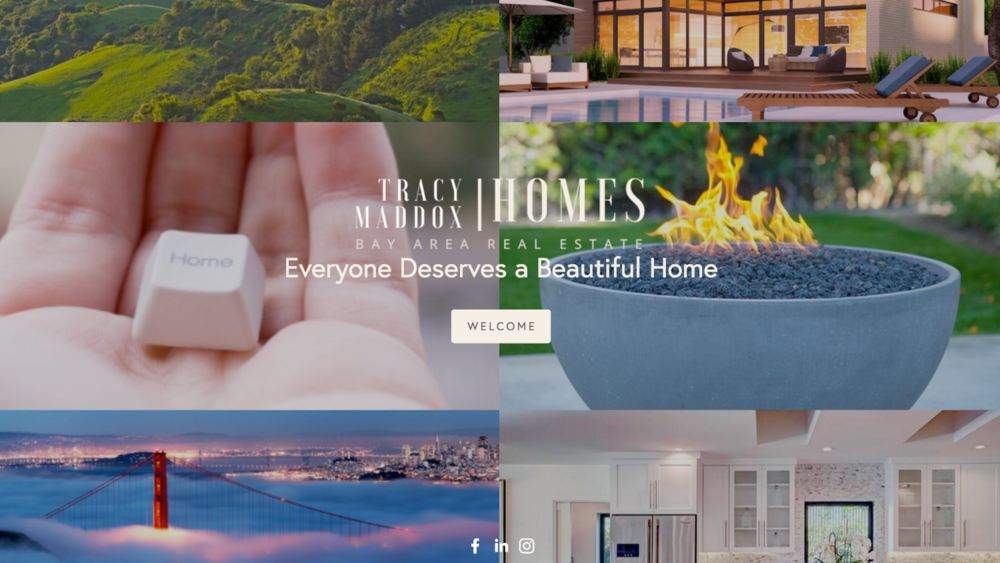 TRACY MADDOX HOMES