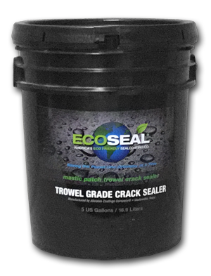 TROWEL GRADE CRACK SEALER