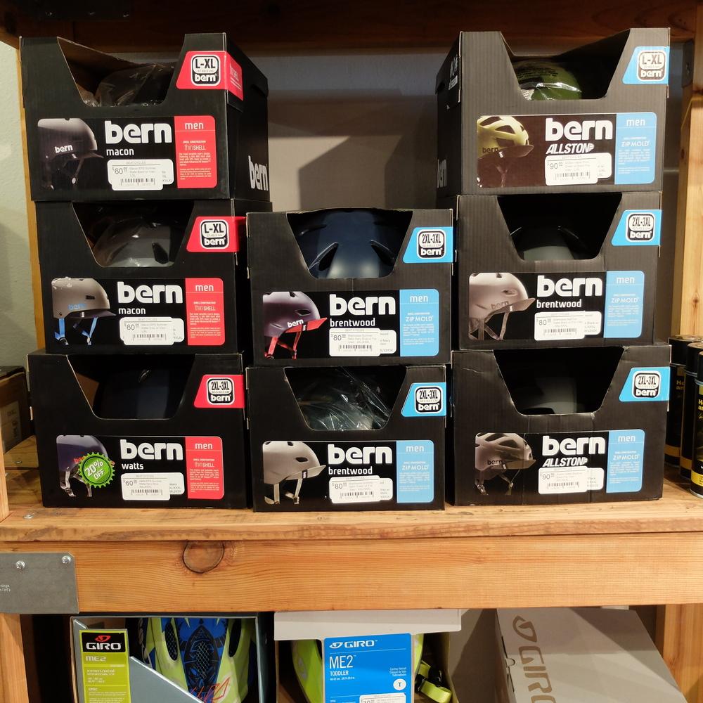 Bern Helmets