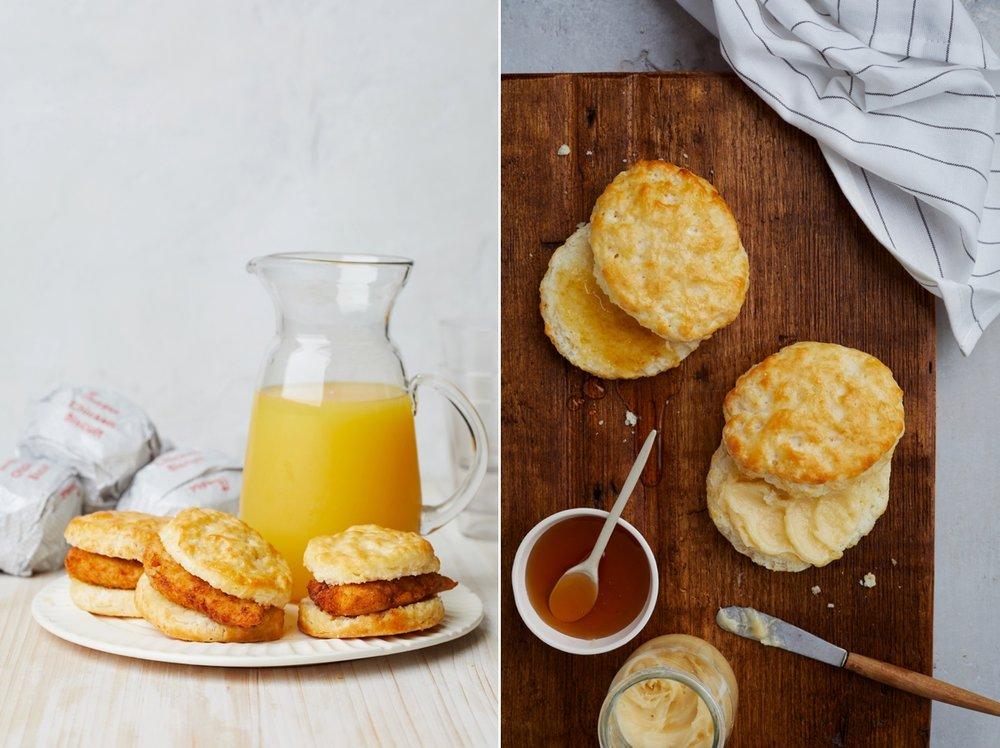 Chick-fil-A Biscuits -