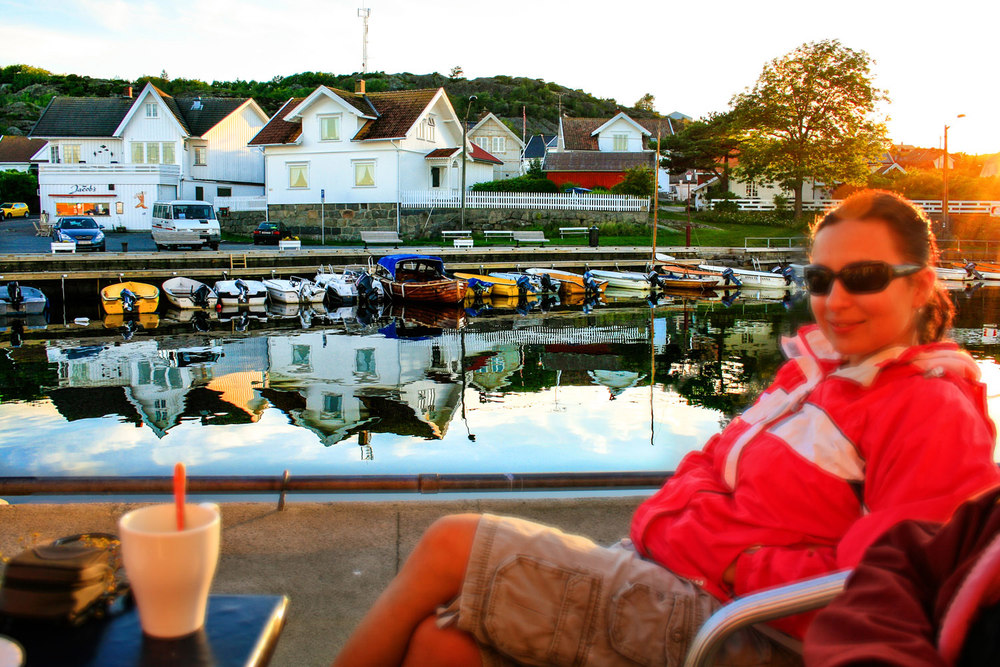 Sommerkvelder i Nevlunghavn blir lett til minner for livet