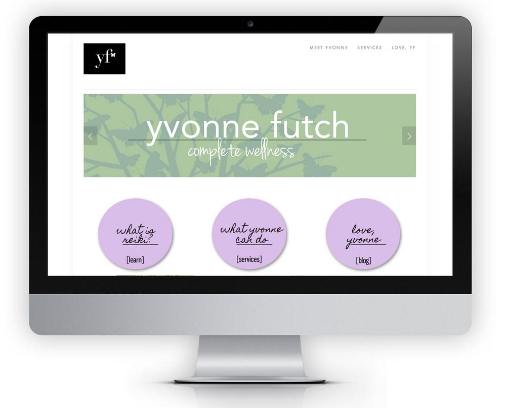 YVONNEFUTCH.COM SQUARESPACE | WELNESS