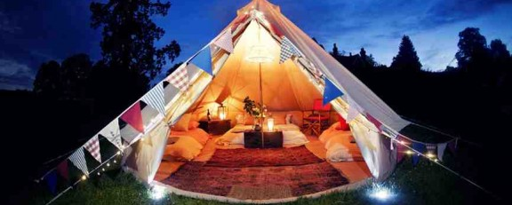 Picture courtesy of  love-glamping.co.uk