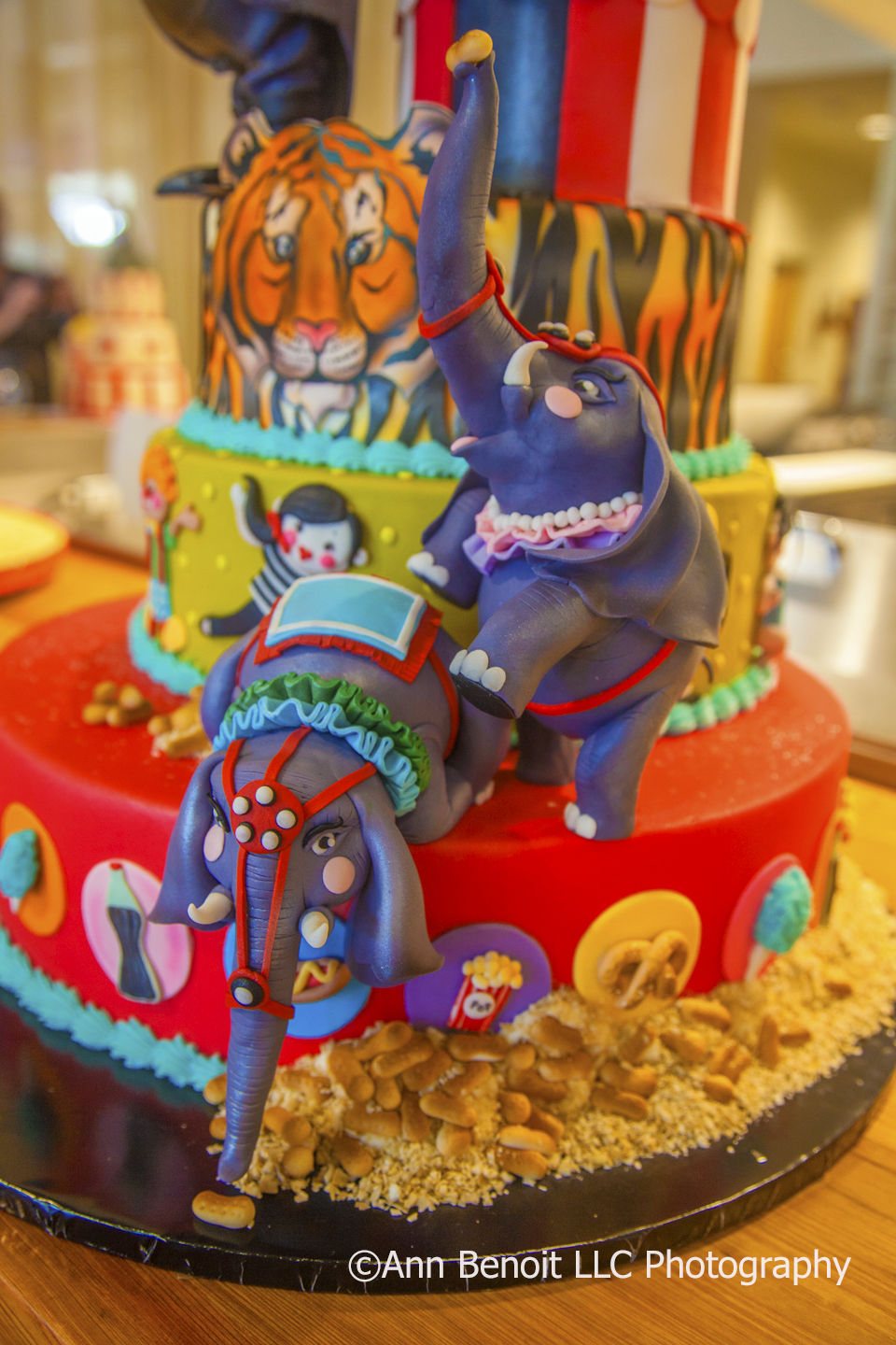 Big Top Cake Competition hits New Orleans New Orleans Best Ethnic